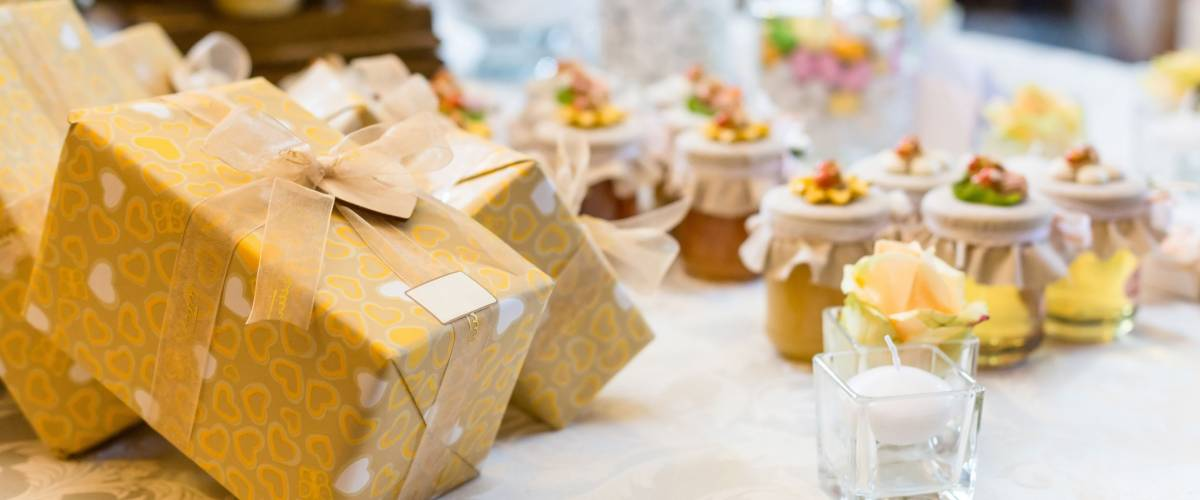Wedding gifts can cost hundreds of dollars