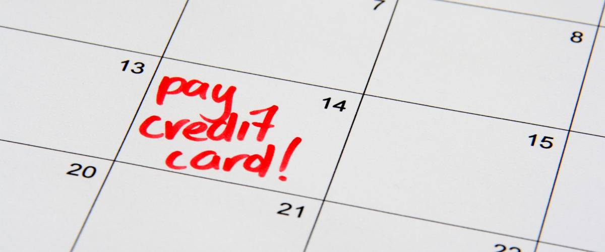 Don't let debt linger